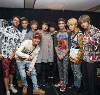 BTS & The Chainsmokers - Best Of Me