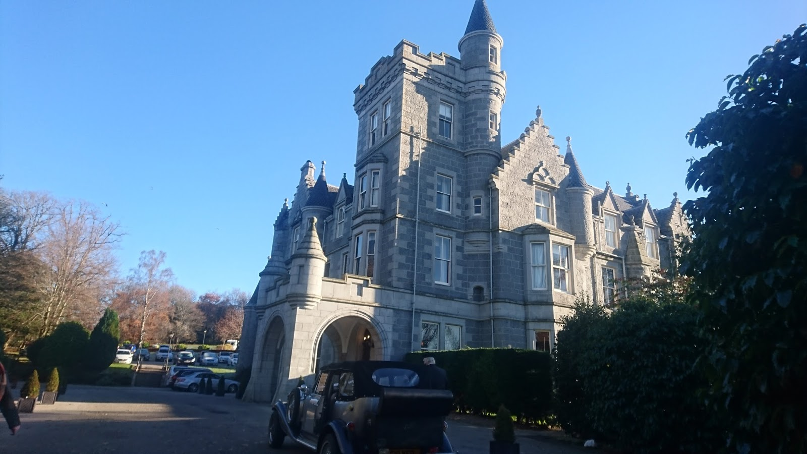 Mercure Aberdeen Ardoe House Hotel Aberdeen