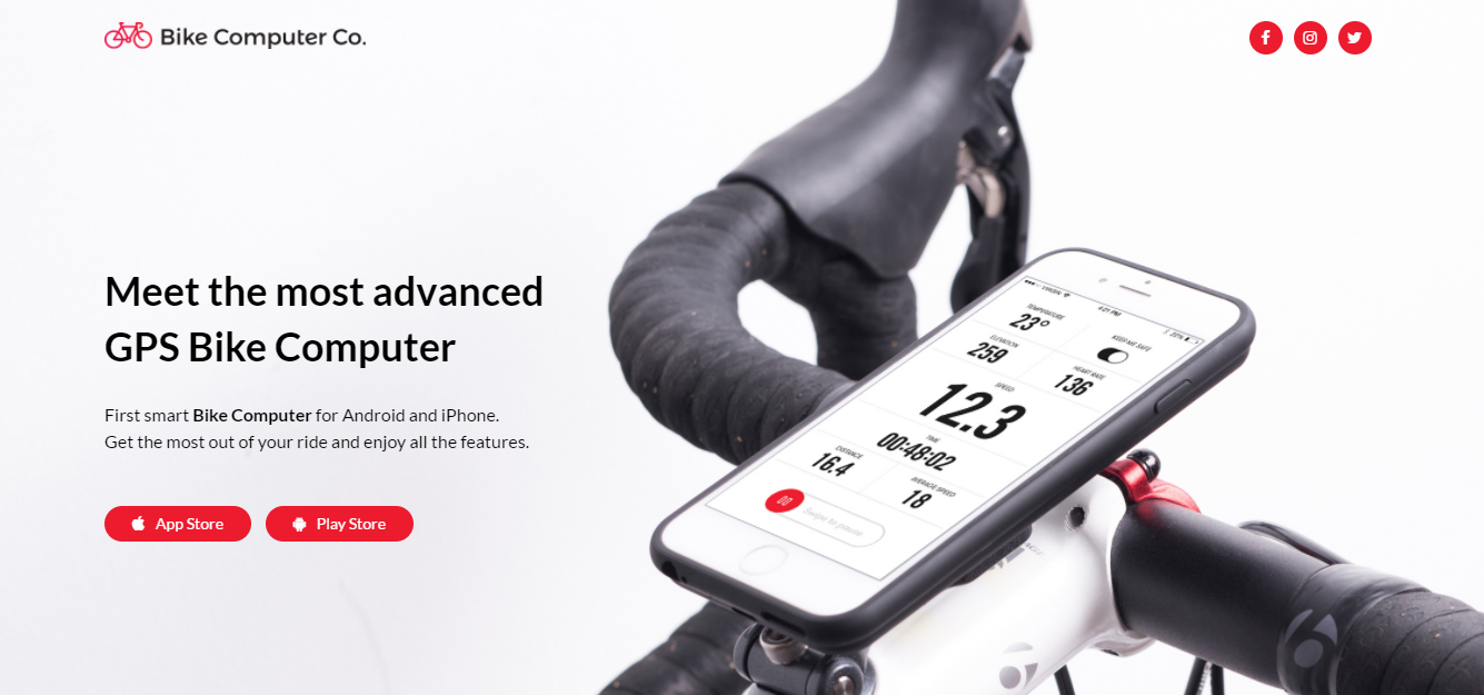 Bike Computer An App For Cycling Lovers