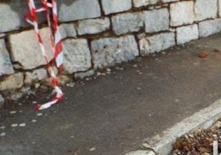 Κακοκαιρία – Η επόμενη μέρα: Μικρή καθίζηση σε δρόμο της Τρίπολης