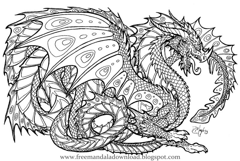 Malvorlagen: Mandalas zu Farbe, Herunterladen und Ausdrucken - Free ...