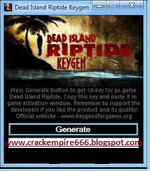Dead Island Riptide Hack Pc