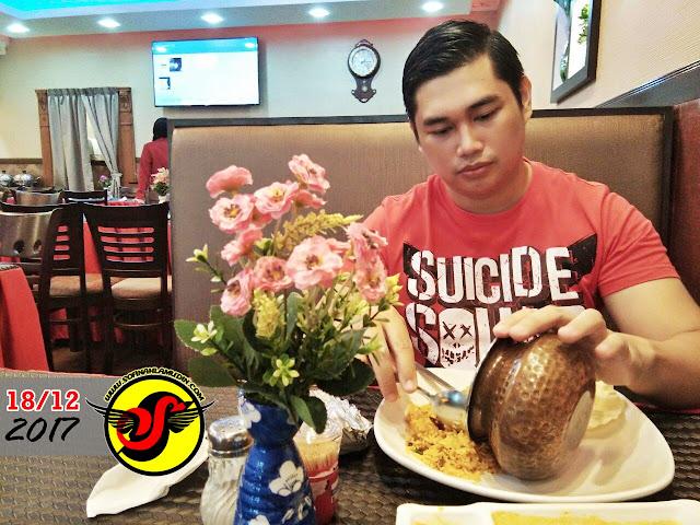 Dah Makan di Restoren Baru JJ Nazar, WP.Labuan - Sofinah Lamudin