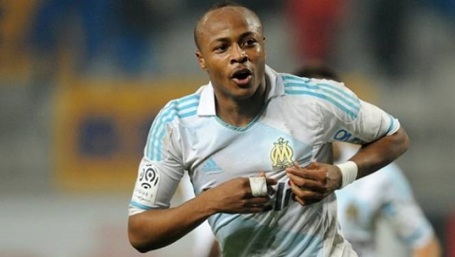 Chelsea in £12m move for Andre Ayew