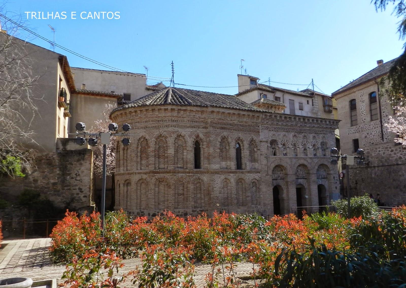 Mesquita Cristo de La Luz Toledo