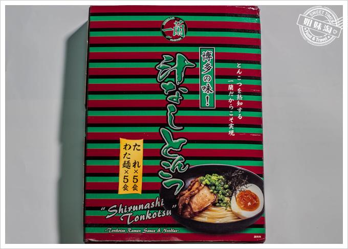 一蘭拉麵無湯豚骨乾麵-日本代購第一的泡麵,到底這麼夯的原因是... - 高雄美食   姐妹淘甜美食光