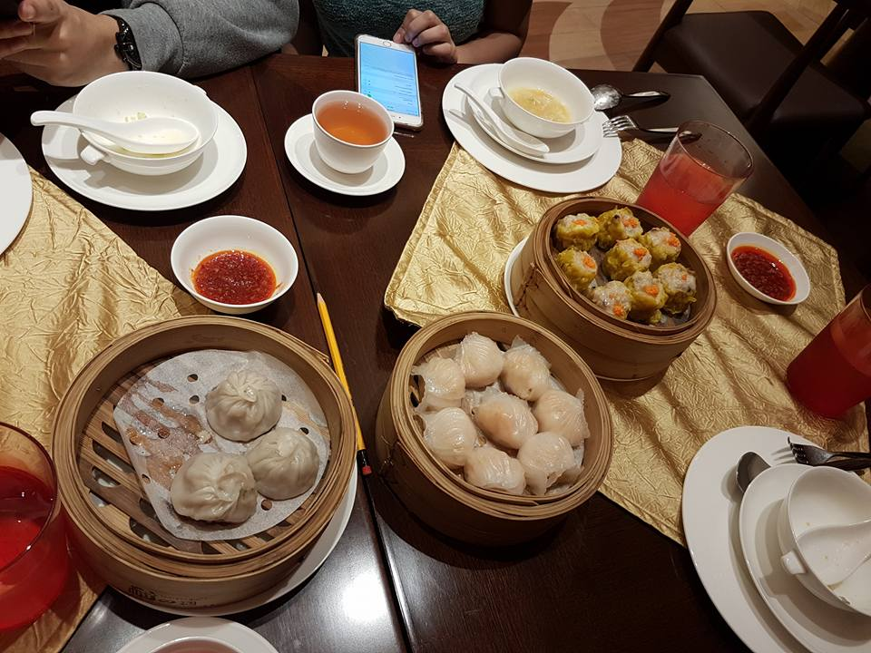 Red Spice - Dim Sum all you can