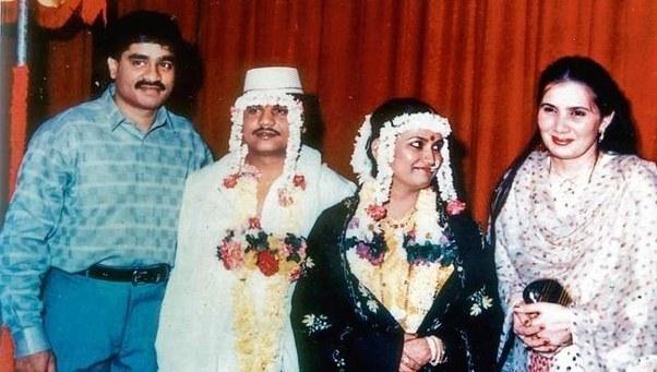 In 2006 Ibrahims Daughter Mahrukh Ibrahim Married Junaid Miandad The Son Of Pakistani Cricketer Javed Miandad39 2011 His Mehreen 24