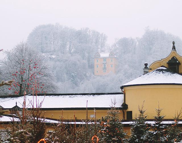 Hellbrunn Palace Christmas