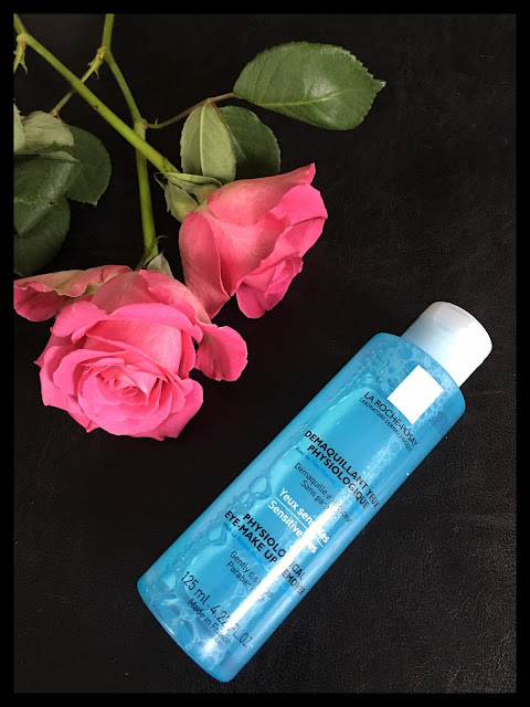 My Midlife Fashion La Roche Posay Physiological Eye Make Up Remover