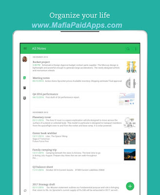 Evernote - stay organized Apk MafiaPaidApps