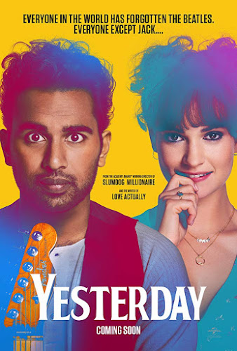 Yesterday (BRRip 1080p Dual Latino / Ingles) (2019)