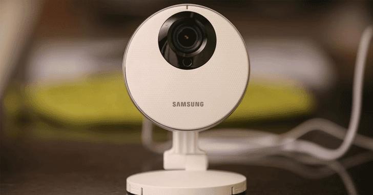 Samsung-SmartCam-hack