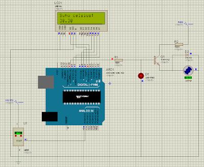 arduino-info - PROJECT-Temp-Humidity-Display