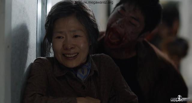 Estación Zombie Tren a Busan imagenes hd