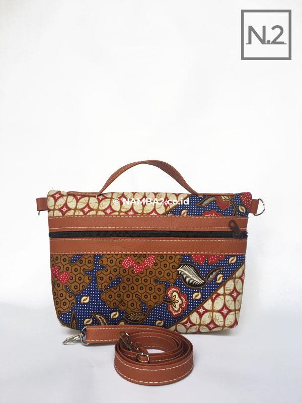 Tas Pouch Batik Kecil Souvenir