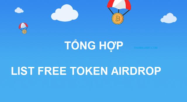 List Free Token ICO