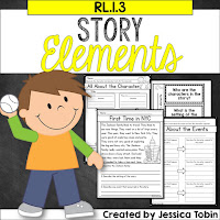https://www.teacherspayteachers.com/Product/Story-Elements-RL13-1787128