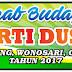 Download Desain Spanduk Bersih Desa Vector CDR