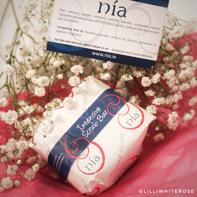Nia Natural Beauty Intensive Scrub Bar