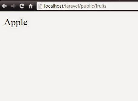 Laravel Tutorials: Passing data to views in laravel