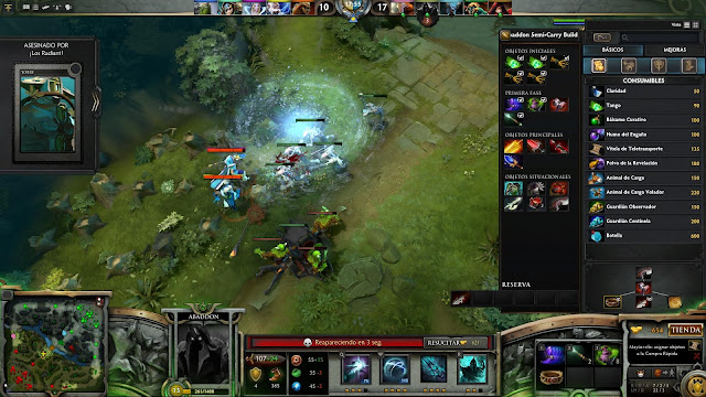 Dota 2 Offline PC GAME Free Download Gameplay