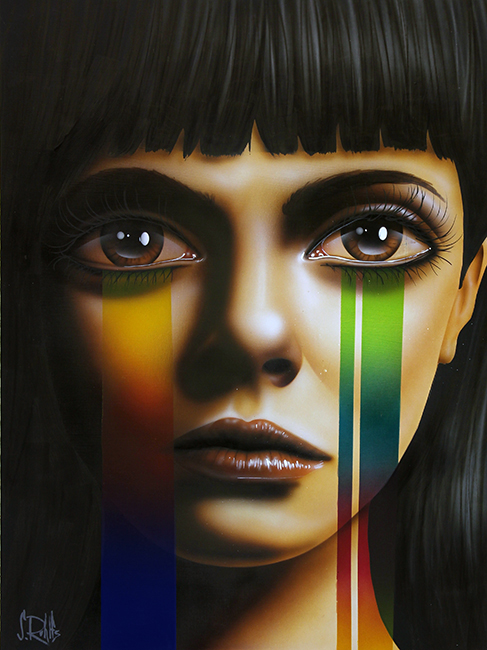 Art of the Day - Scott Rohlfs www.toyastales.blogspot.com #art #popart #ScottRohlfs