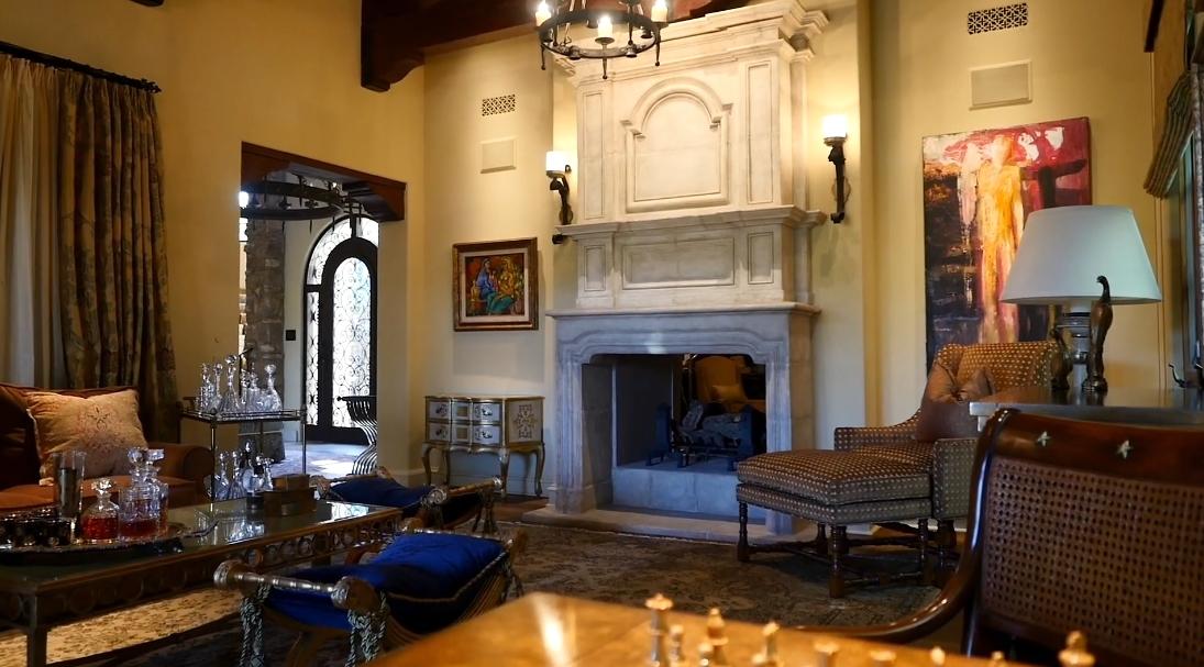 57 Photos vs. 23582 Park South St, Calabasas, CA Interior Design Luxury Mansion Tour