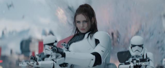 Trailer de acción real de Star Wars: Battlefront 2