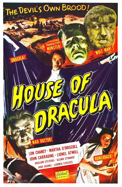 House of Dracula (1945) ταινιες online seires oipeirates greek subs