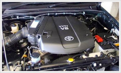 2017 Toyota Hilux Diesel Engine of Canada