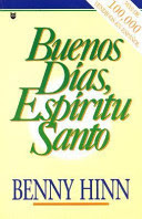 Libro Buenos Dias Espiritu Santo por Benny Hinn