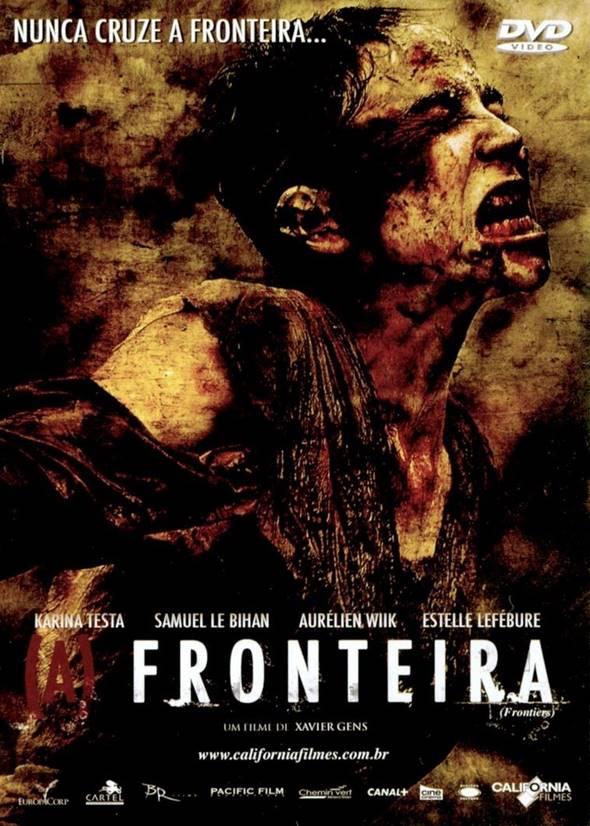 Filme A Fronteira – Dublado Torrent 720p