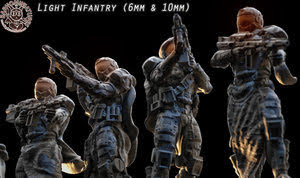 Light Infantry Squads picture 3