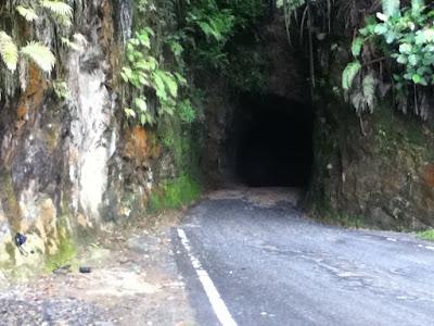 Terowongan batu lobang SIbolga
