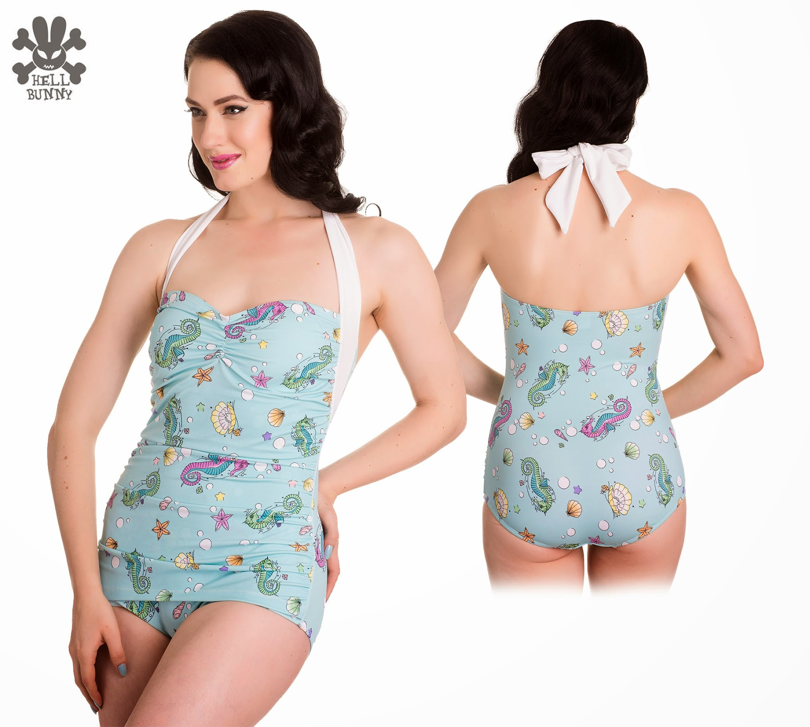 4a8d34eef7 Hell Bunny  Soak up the sun in new Hell Bunny Swimwear this summer!