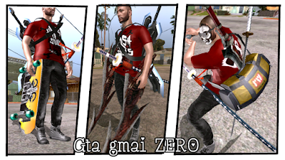download Game GTA SA lite GMAI ZERO APK MOD APK