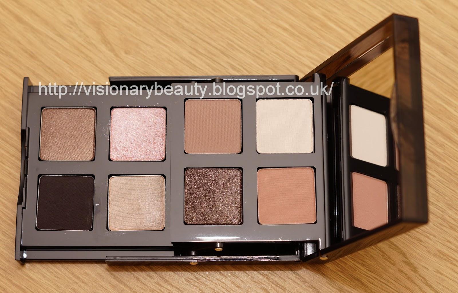 Visionary Beauty Bobbi Brown Fall 2014Smokey Nudes Eye