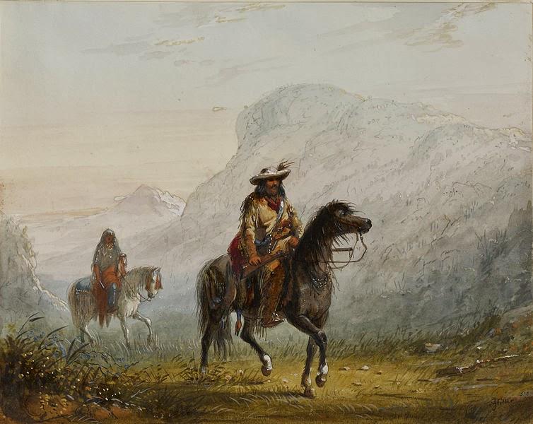 indianer squaw bilder