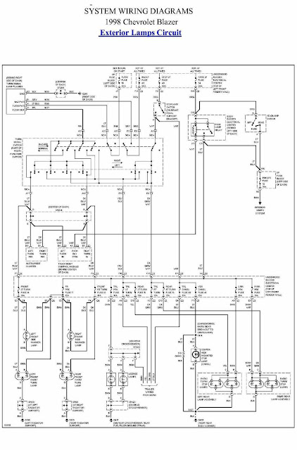 Chevy Blazer Exhaust Diagram http://blazerforum.com/forum