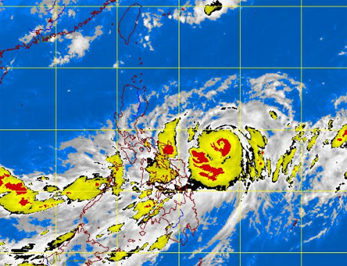 Typhoon Lawin Update - September 24, 2012
