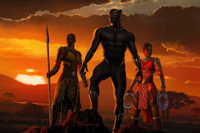 8 Film Superhero Terbaru 2018, dari Black Panther sampai Aquaman