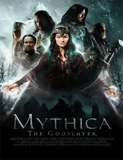 Mythica  The Godslayer  2016
