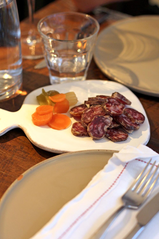 Enoteca Pomaio dinner, Brick Lane - London lifestyle blog