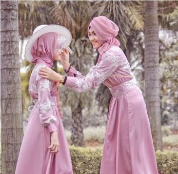 Busana Muslimah Terbaru 2015