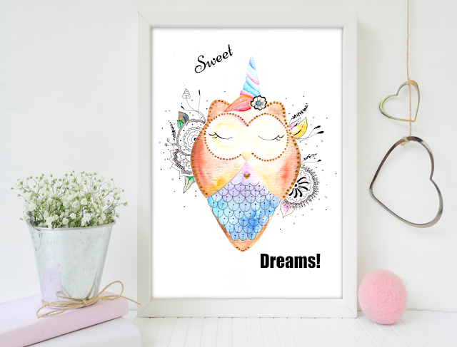 Sweet Dreams Printable Quote