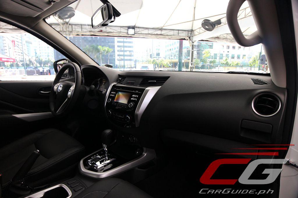 UPDATED: Nissan Philippines Upgrades Navara for 2018
