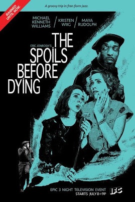 The Spoils Before Dying 2015 DVD R1 NTSC Sub
