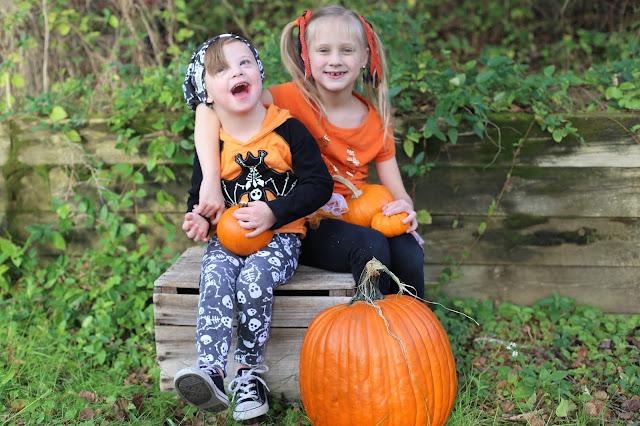 Backyard Pumpkin Patch