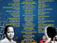 Ini jadwal kegiatan Festival Kartini 2016 di Jepara